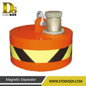 Self-Cooling Disk Electromagnetic Iron Separator pictures & photos