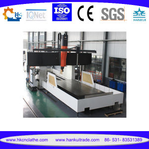Milling and Boring Vertical Machine Bridge Type Machining Center Gmc1610 pictures & photos