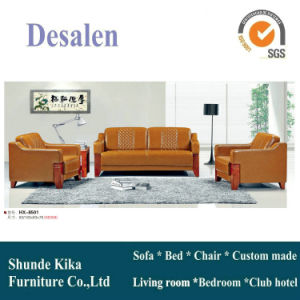 China Office Leather Sofa, Hotel Sofa (8501) pictures & photos