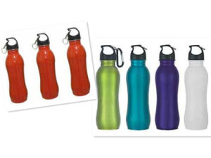 Colorful S/S Sports Water Bottle Dn-203 pictures & photos