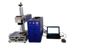 Fiber Laser Marking Machine (Mark-F20CA/F30CA) pictures & photos