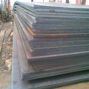 ASTM A709 Gr. 50 W Corten Weathering Resistant Steel Plate pictures & photos