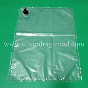 Clear Bag-in-Box for 20L Water Packing pictures & photos