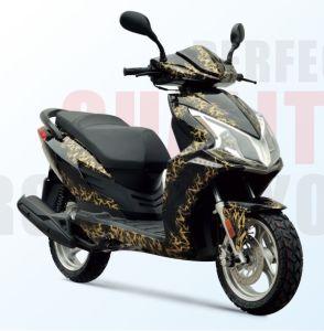Sanyou EEC 125CC-150CC Scooter (FL) pictures & photos
