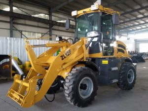 Compact Small Zl12f Loader with Ce pictures & photos