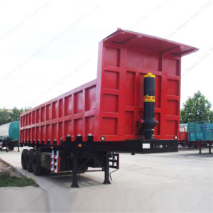 China Main Brand Sinotruk Tipping Semi Trailer pictures & photos