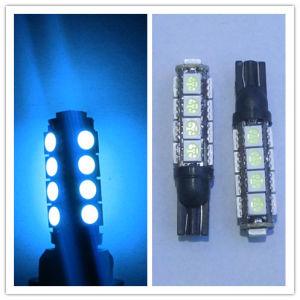 T10 21 LEDs Car LED Bulbs Tail Light 5050 SMD Ice Blue