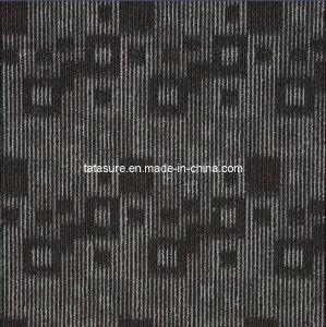 PP Jacquard Carpet Tiles pictures & photos