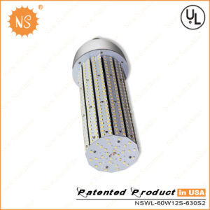 UL Fin Aluminum E27/E40 60W LED Light