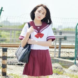 Primary School Uniform, Custom Design Kids School Uniforms Wholesale by Apparel Factory pictures & photos