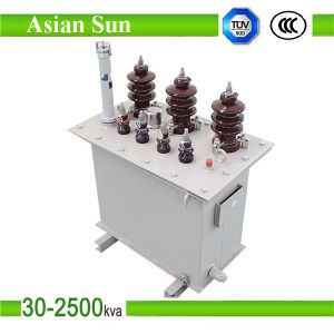 200kVA High Voltage Oil Immersed Transformer (33KV) pictures & photos