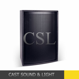 Professional Audio 350W Coaxial Sound Box Cinema Speaker pictures & photos