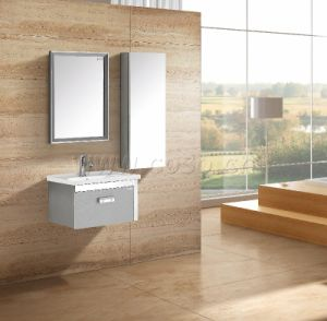 Stainless Steel Bathroom Cabinet (BV2013-031) pictures & photos
