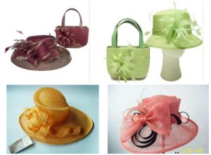 Sinamay Hats and Bags