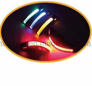 Fashionable Reflective Elastic Band LED Armband for Running Safety pictures & photos