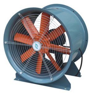 Syz Low Noise Reversible Axial Flow Fan pictures & photos