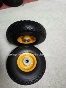 300-4 Pneumatic Rubber Wheel pictures & photos