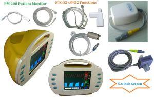 Etco2/SpO2 Patient Monitor (PM 200) pictures & photos