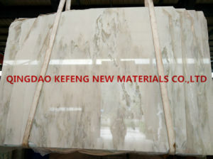 Ocean Galaxy White Marble Natural Stone for Wall pictures & photos