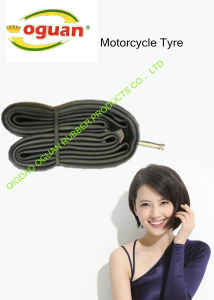 Bicycle Butyl Tube with High Rubber Content of 22X2.125 pictures & photos