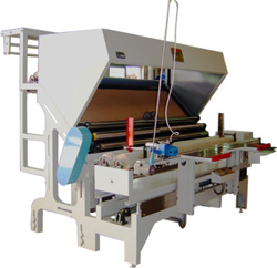 Automatic Edge-Aligning Rolling Machine With Automatic Cutter (HS-150)