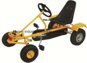 High Quality Outdoor Pedal Go Cart/Sand Beach Cart/Sports Go Kart pictures & photos