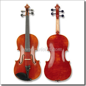 High Grade Flamed Viola with Quality Bridge and String (LH200) pictures & photos