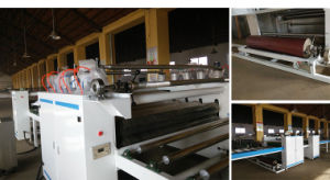 Woodworking Plywood Panel Double Side PVC Lamination Machine pictures & photos