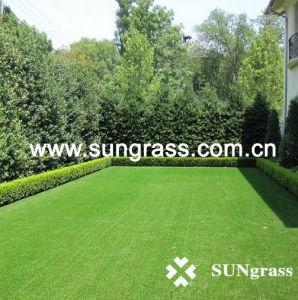 25mm Garden Landscape Artificial Grass (SUNQ-HY00063) pictures & photos