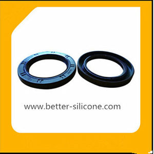 Silicone Rubber Oil Seals for Industrial Products pictures & photos