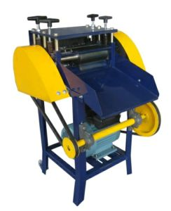 Scrap Cable Recycling Equipment, Copper Wire Stripper, Cable Peeling Machine