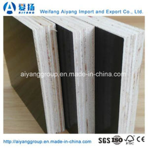 18mm Marine Grade Shuttering Plywood for Construction/Laminated/Waterproof/Formwork pictures & photos