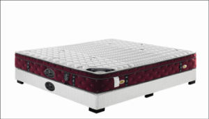 Hm146 Sweet Dream Bedroom Mattress Memory Foam Pocket Spring pictures & photos