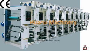 Gravure Printing Machine for PE pictures & photos