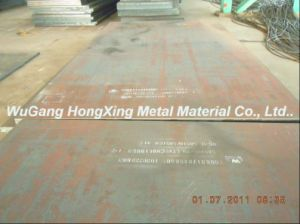 High Strength Steel Plate A516 Gr60 Gr65 pictures & photos