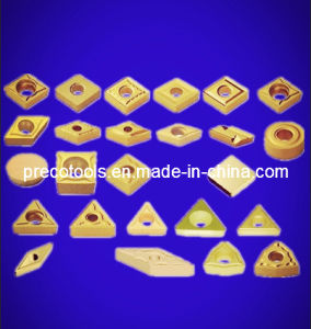 Tungsten Carbide Indexable Inserts for Cutting pictures & photos
