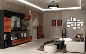 Iving Room Furniture of Fan-Side Type Table (zk-005) pictures & photos