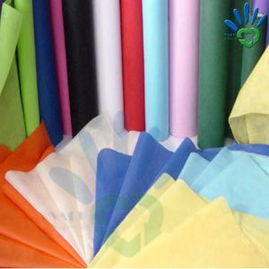 PP Spunbond Nonwoven Fabric for Shoes Nonwoven Packing Shoes Inner Box Package pictures & photos