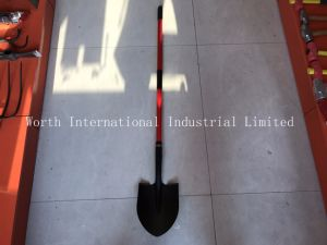 Fiberglass Handle Pointed Shovel pictures & photos