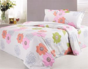 Hot Sale CVC Bedding Sheet Fabric pictures & photos