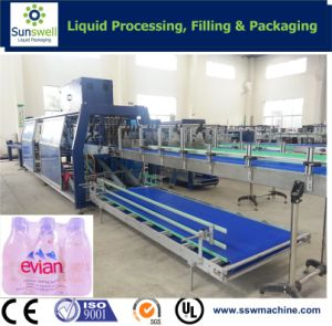 Automatic Bottle Shrink Wrapper, Bottle Shrinking Machine Price pictures & photos