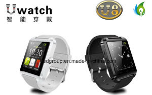 Muti-Language U8 Smart Watch with Bluetooth and Smart Phone pictures & photos
