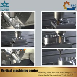Vmc855L Taiwan Technology CNC Tabletop Milling Machine Center pictures & photos