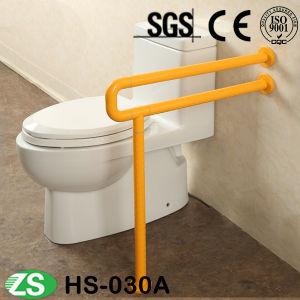 Aluminum+Nylon Bathtub Handrails Anti-Slip Washbasins Handles Grab Bars pictures & photos