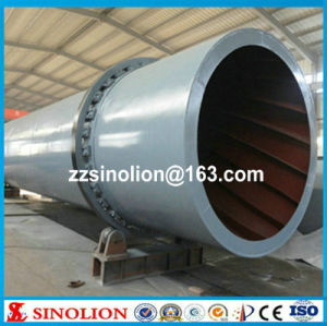 China Leading Manufacturer of Rotary Drum Dryer for Slag, Sawdust, Coal, Sand