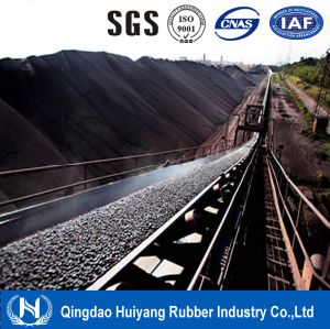 Steel Plant Transporting Heat Resistant Conveyor Belt pictures & photos