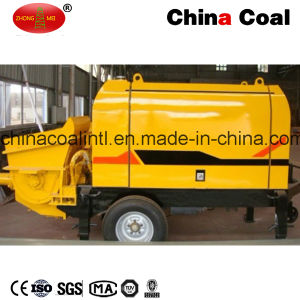 Electric Power Concrete Mixer Pump with Large Capacity pictures & photos