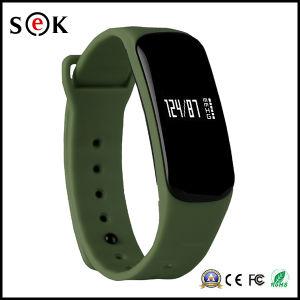 New Design OEM Device M8 Blood Pressure Smart Bracelet, Health Bluetooth 4.0 Sport Pedometer Newest Smart Bracelet M8 pictures & photos