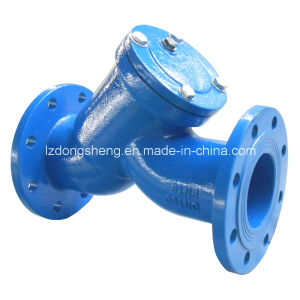 Cast Iron Y-Strainers Flanged Ends pictures & photos