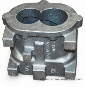 Air Compressor Part Precoated Sand Casting